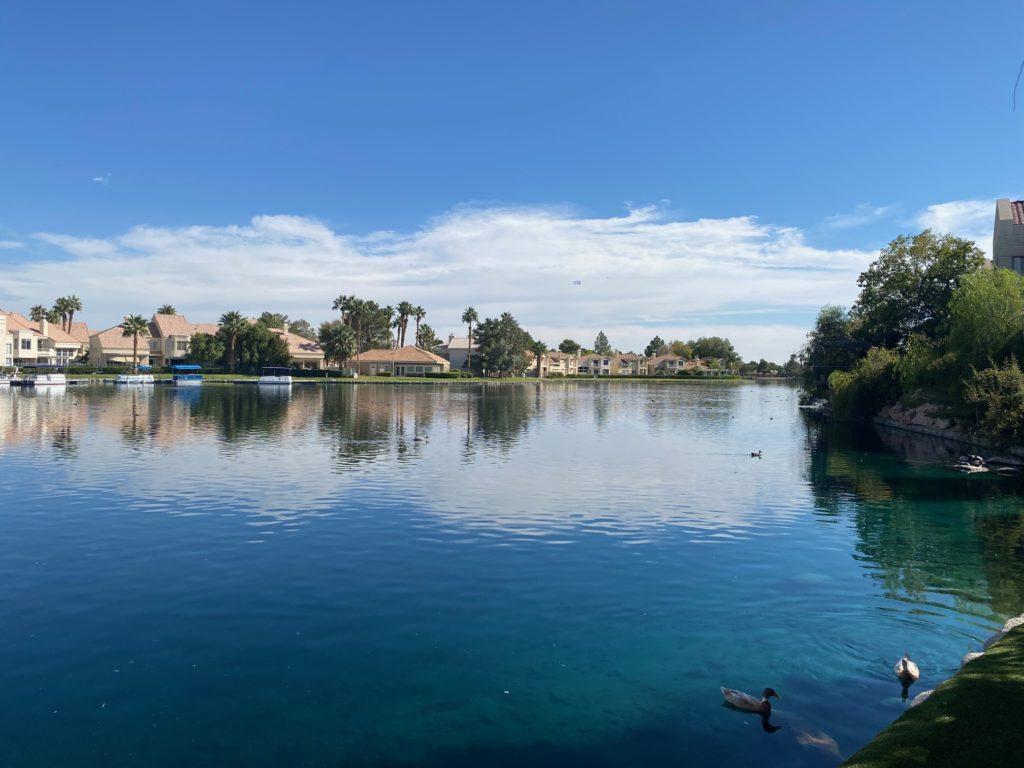 Marche lake view