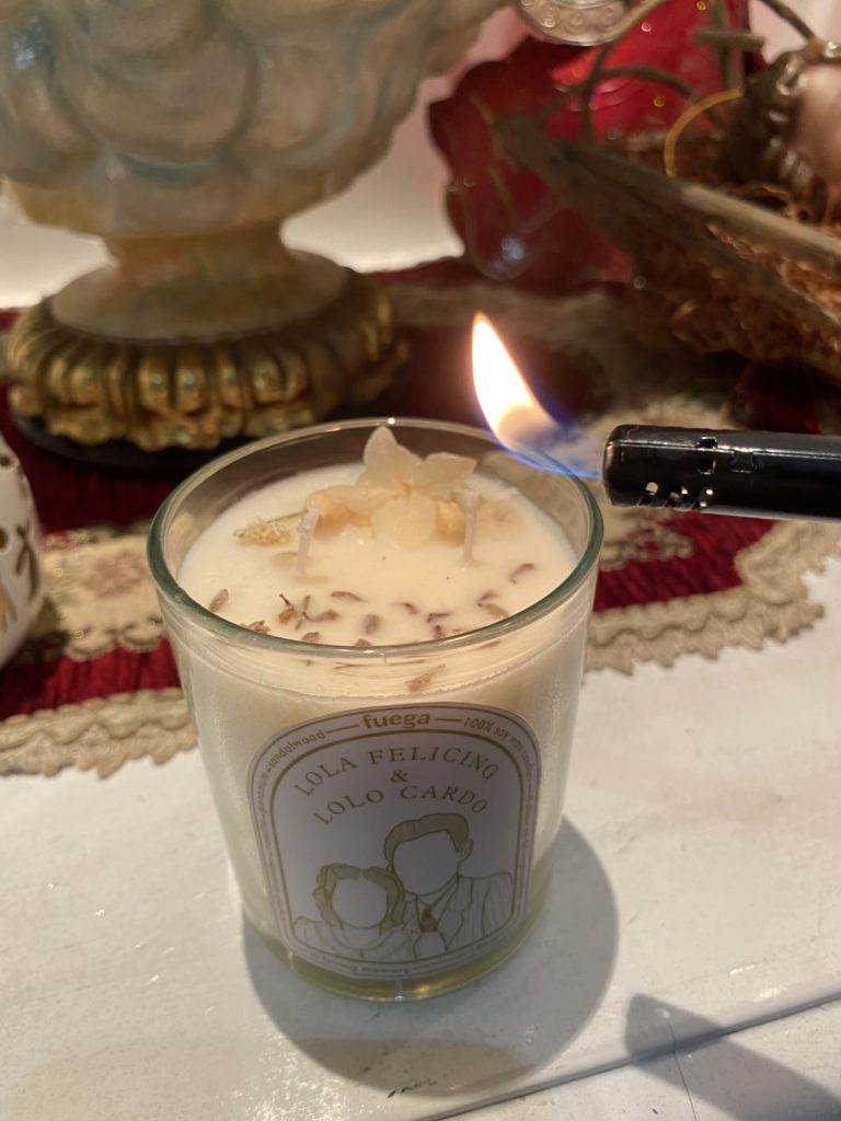 special candle