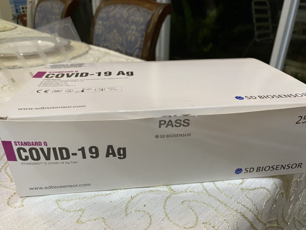 Covid-19 AG