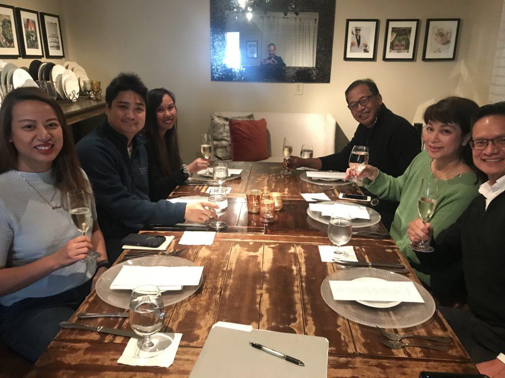food tasting Sonoma
