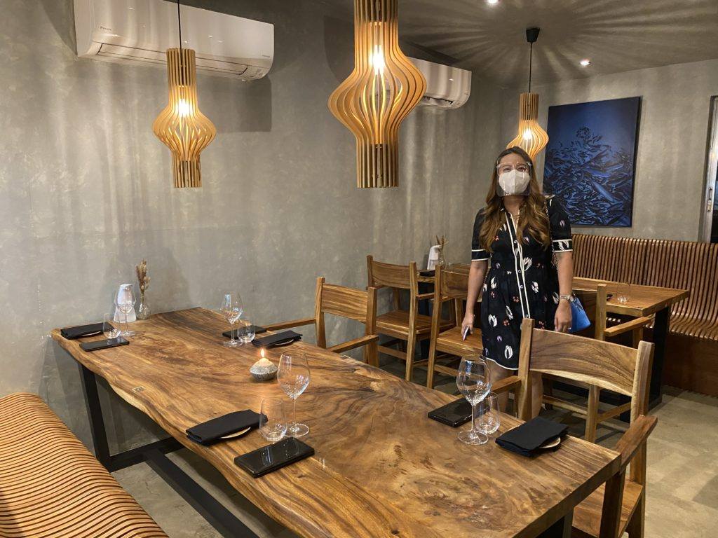 Hapag dining tables