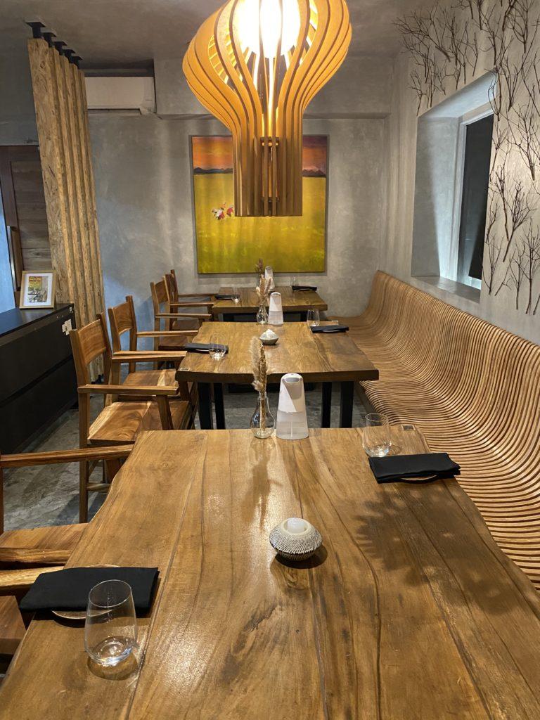 Hapag, long table