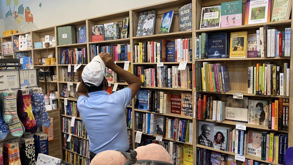 ECY bookstore