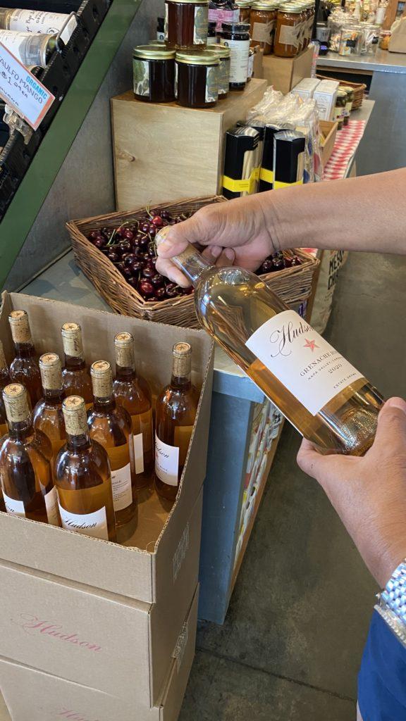 WINES, Oxbow Market