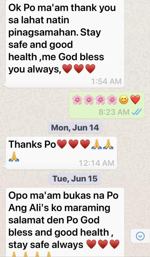 Antonia texts