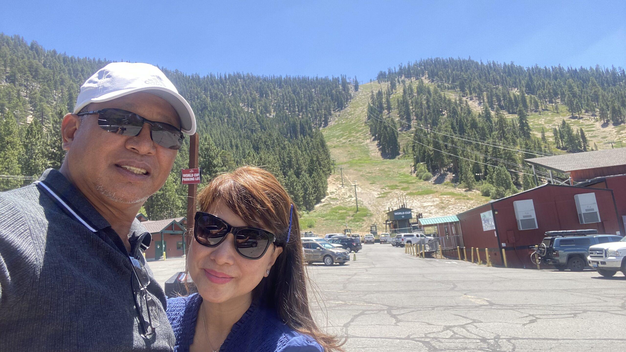 Beautiful Day in Lake Tahoe