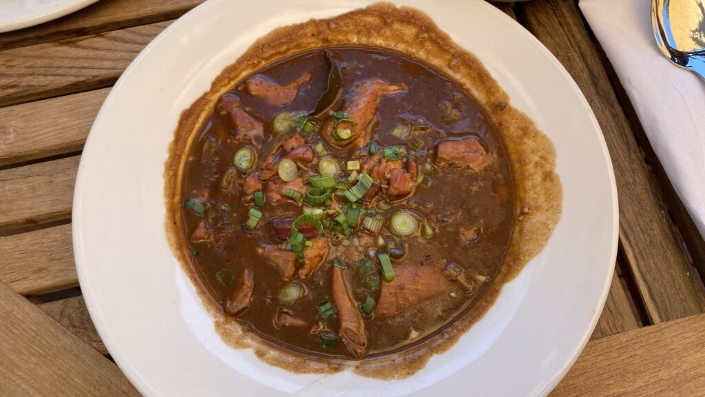 New Orleans dish