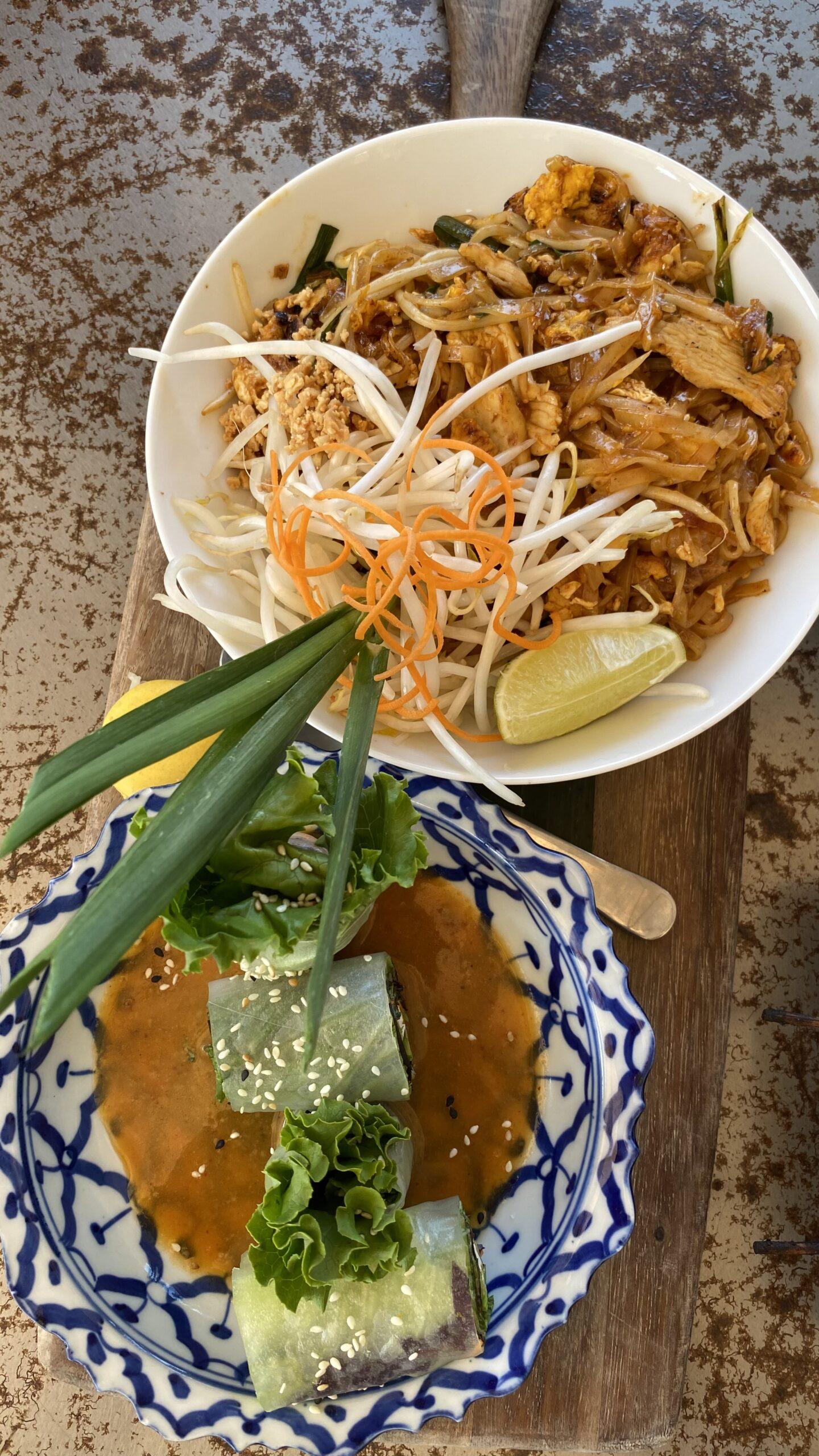 Thai Good late lunch