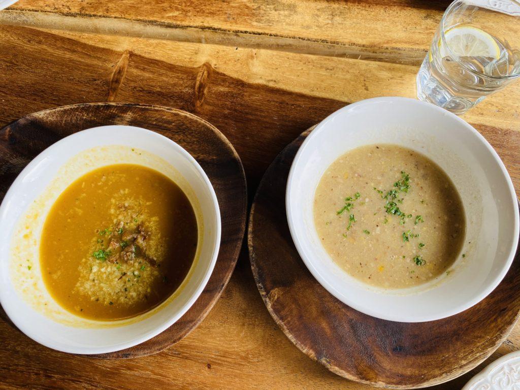 The Barn soup